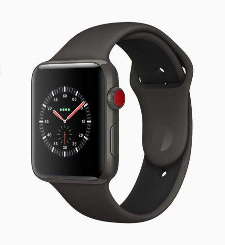 The First Apple Watch Series 3 Reviews Are Mostly Mixed