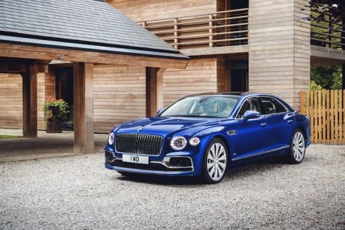 Bentley Flying Spur First Edition gets official