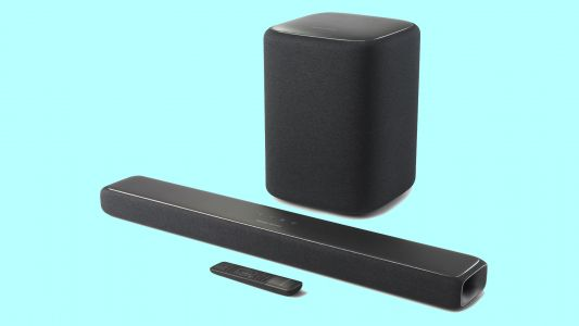 Harman Kardon Enchant soundbar has Chromecast and wall-bouncing surround
