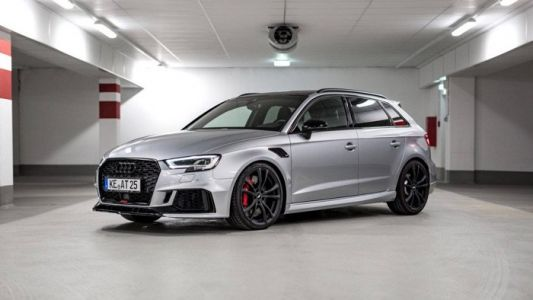 ABT Tuned Audi RS3 comes with 470 horsepower