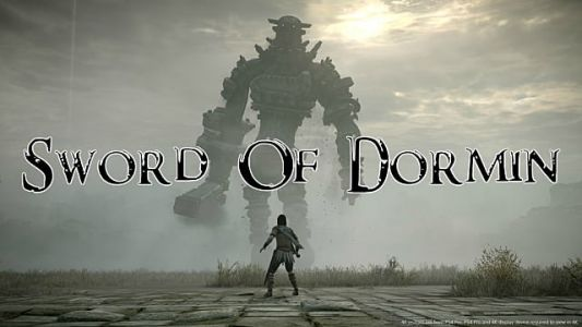Shadow of the Colossus Dormin Sword Guide