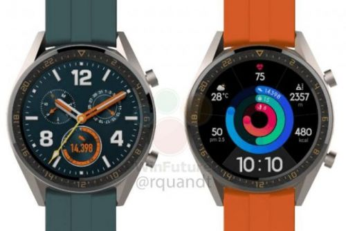 Huawei Watch GT 'Active' and 'Elegant' models might make their debut this month