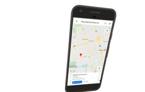 Google Maps responds to U.S. opioid crisis by showing drug disposal locations year-round