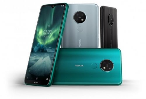 Nokia 7.2 and Nokia 6.2 land in the UK