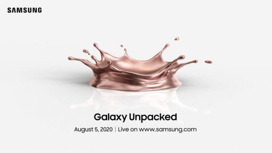 Samsung Will Virtually Unpack The Galaxy Note 20 On August 5