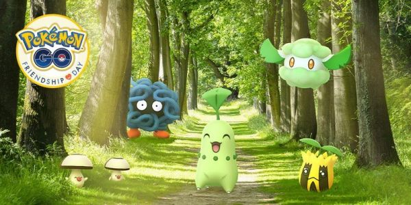 Everything you need to know about the Pokémon Go Friendship Day event