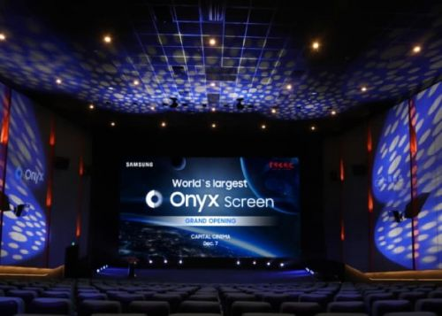 Samsung 14-meter Onyx Cinema LED screen launched