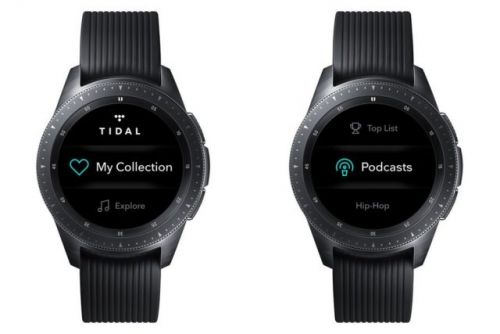 Tidal App Launched For Samsung's Smartwatches