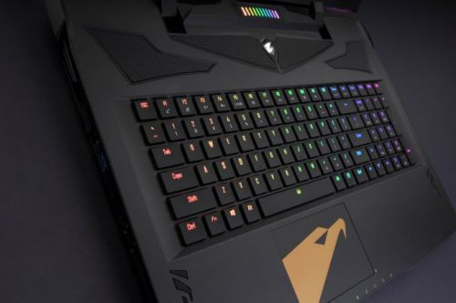 GIGABYTE Launches the AORUS X9 Gaming Laptop: GTX 1070 SLI and i7-7820HK