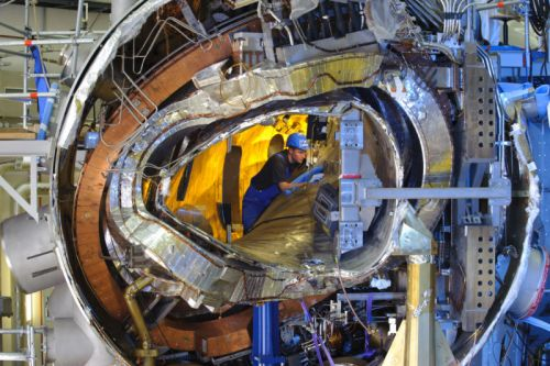 Stellarator's plasma results show a triumph of engineering and modeling