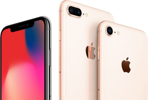 IPhone X Outpaces iPhone 8 Series in First Weekend Adoption