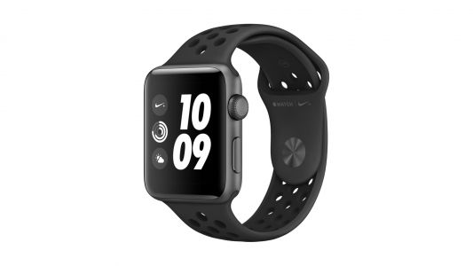 Apple Watch 3 Nike+ special edition just hit its lowest price ever