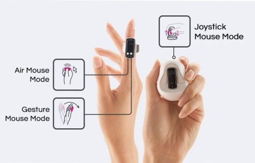 Snowl AI finger mouse offers gesture controls and more