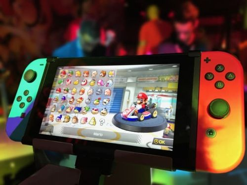 Nintendo Switch Helps Increase Nintendo's Profits By 500 Percent