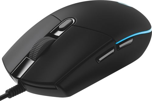 Logitech Boosts Precision of G203 Prodigy Mouse to 8000 DPI via Firmware Update