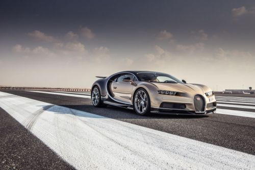 Lightweight calipers and rare old parts: 3D printing at Bugatti and Porsche