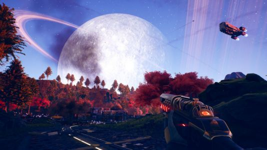 Obsidian announces The Outer Worlds, frames it as Fallout: New Vegas in space
