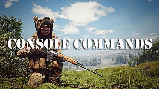 Console and Admin Commands List for SCUM