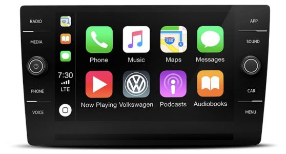 Volkswagen Car-Net iOS App Now Supports Siri and Siri Shortcuts for Vehicle Unlocking and More