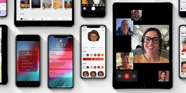 What are iOS devices?