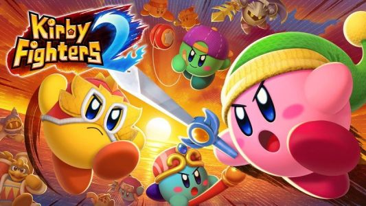Kirby Fighters 2 comes to Nintendo Switch