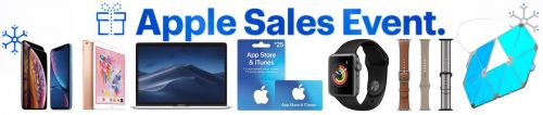 Deals: Best Buy Kicks Off Huge Apple Sale and Amazon Offers $50 iTunes Gift Card for $42.50