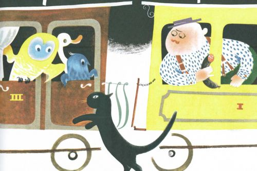 A Polish Children's Classic Comes Back Into Print-With Enduring Style by Lewitt-Him