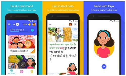 Google Launches A Free App To Teach English To Kids