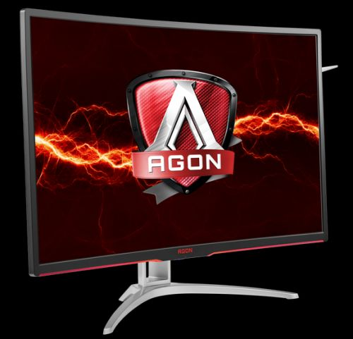 AOC introduces 32-inch curved 144Hz 1440p FreeSync monitor for $430