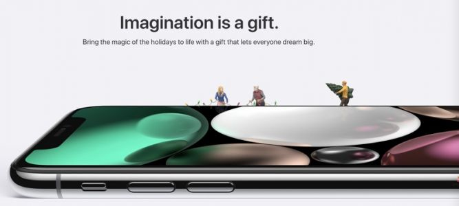 Apple Shares 2017 Holiday Gift Guide