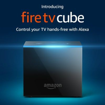 Amazon Fire TV Cube With Hands-Free Alexa Now Available To Buy