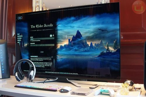 Alienware 55 OLED Gaming Monitor: An Awesome First