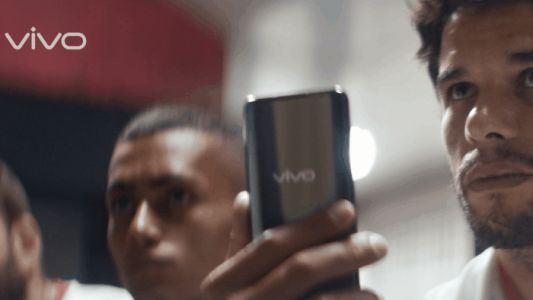 Vivo teases launch of full-screen smartphone with pop-up selfie camera