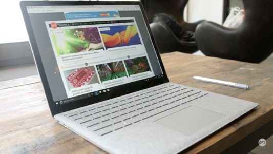 Microsoft expands availability of colored Surface Laptops, Windows 10 Pro upgrade