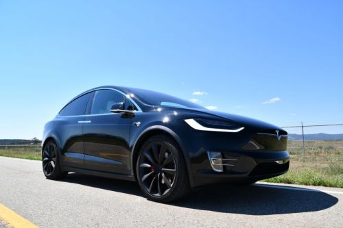 Tesla's Model X: A lovely roadtripper with stiff daily driving competition