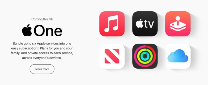 How much money can you save with the Apple One subscription bundle?