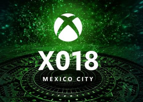 Microsoft X018 stream now available to view