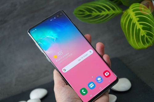 DisplayMate Gives Samsung Galaxy S10's Display An A+ Grade