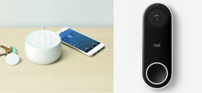 Nest announces 'Secure' alarm system, 'Hello' video doorbell, & Nest Cam IQ Outdoor