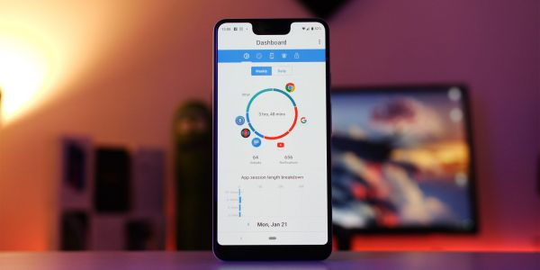 Digital Wellbeing vs ActionDash: Get digital health tracking on any almost any Android