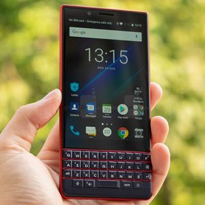 The BlackBerry KEY2 LE is back in stock at Amazon