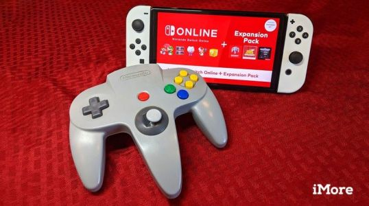 Sign up for the Nintendo Switch Online Expansion Pack to play N64 games