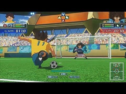 Level-5 Reveals New Gameplay Trailer for Inazuma Eleven Ares