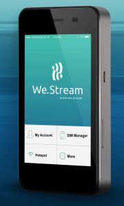 We.Stream Launched World's First Secure Mobile Wi-Fi Hotspot at CES 2018 - Geek News Central