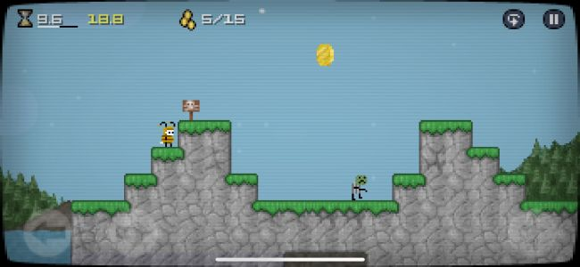 Classic Platformers 'Mos Speedrun' and 'Mos Speedrun 2' Updated for the iPhone X