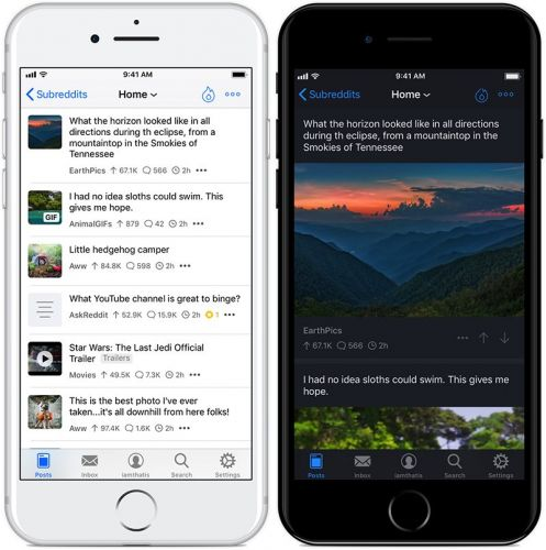 Beautiful, Modern, and Fast Reddit Client 'Apollo' Launches for iPhone and iPad After Years of Development
