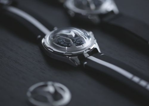 AISION space inspired automatic watch