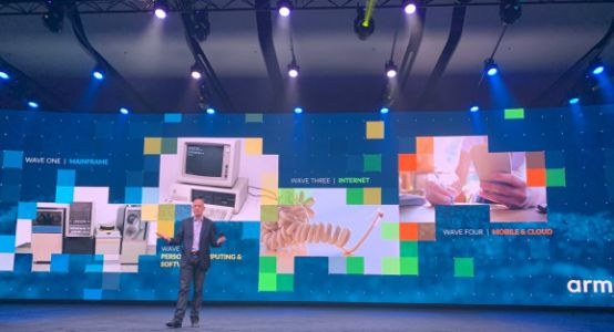 Arm's Neoverse will be the infrastructure for a trillion intelligent devices