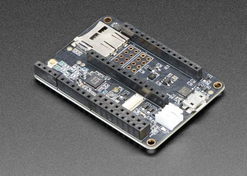 Pycom Pyscan Battery, Sensor, RFID, NFC Pycom expansion board