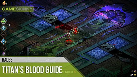 Hades Titan's Blood Guide: How to Get It to Upgrade Weapons